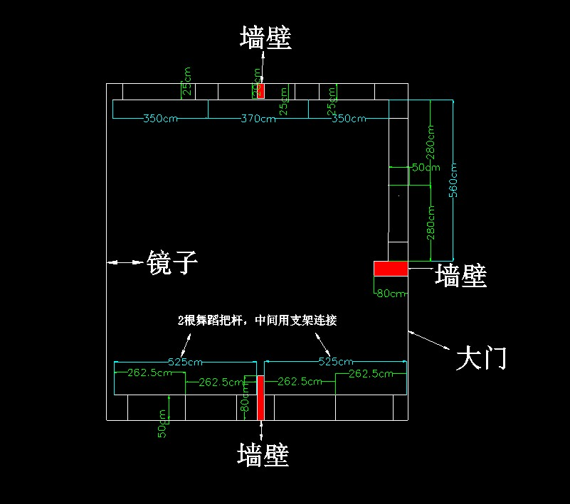 教室电路接线图