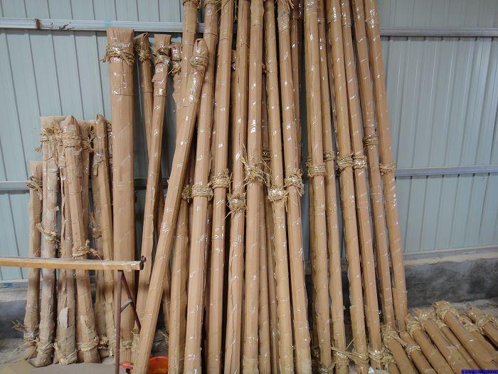 水曲柳实木对粘而成,水曲柳把杆杆面无指接